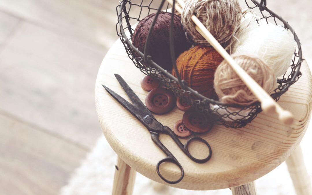 Hvilket garn skal du strikke din sweater eller karklud med?