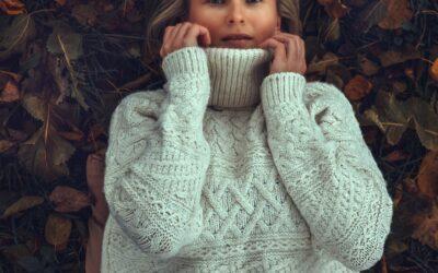 Gør din garderobe mere stilren og komfortabel med en cashmere sweater