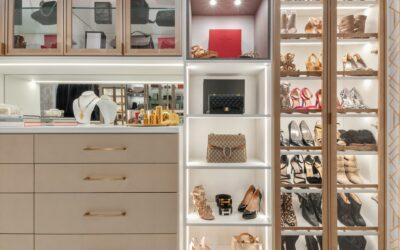 Skab det flotteste walk-in closet