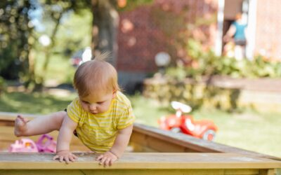 Giv dine børn fantastiske legemuligheder med en sandkasse træ